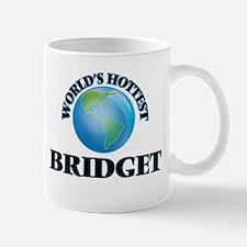 World's Hottest Bridget Mugs