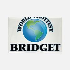 World's Hottest Bridget Magnets