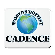 World's Hottest Cadence Mousepad