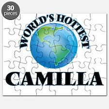 World's Hottest Camilla Puzzle