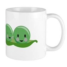 Two Peas Mugs