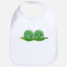 Two Peas Bib