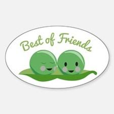 Best Of Friends Decal
