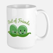 Best Of Friends Mugs
