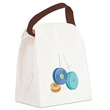 Yo Yo Canvas Lunch Bag