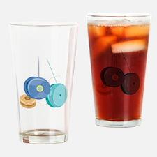 Yo Yo Drinking Glass