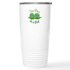 In A Pod Travel Mug