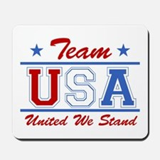 TEAM USA United We Stand Mousepad