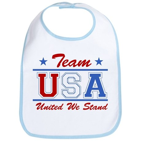 TEAM USA United We Stand Bib