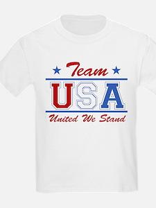 TEAM USA United We Stand T-Shirt