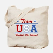 TEAM USA United We Stand Tote Bag