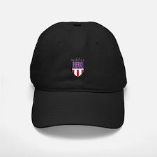 Dad Hero Flag Baseball Hat