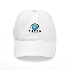 World's Hottest Cayla Baseball Cap