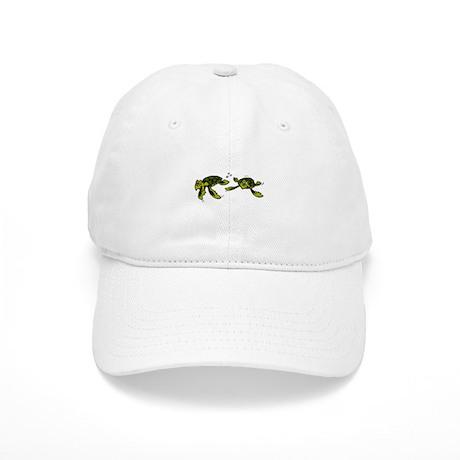 Baby Sea Turtles Swimming Cap