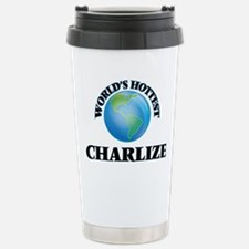 World's Hottest Charliz Travel Mug
