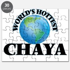 World's Hottest Chaya Puzzle