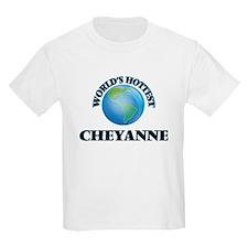 World's Hottest Cheyanne T-Shirt