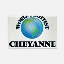 World's Hottest Cheyanne Magnets