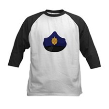 Police Hat Baseball Jersey