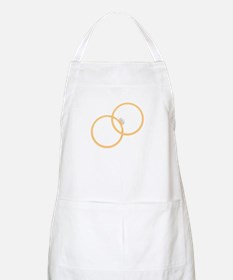 Wedding Rings Apron