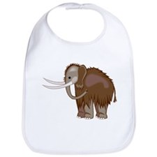 Woolly Mammoth Bib