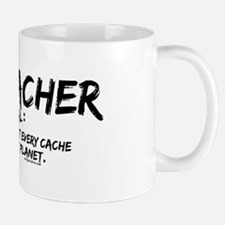Geocacher Goals Mug