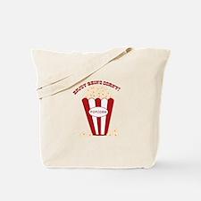 Enjoy Being Corny Tote Bag