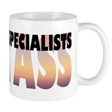 Auto Body Specialists Kick Ass Mug