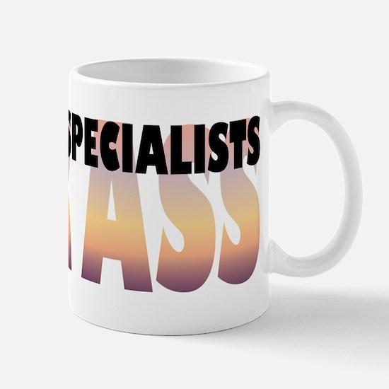 Auto Body Specialists Kick Ass Mug