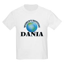 World's Hottest Dania T-Shirt