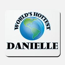 World's Hottest Danielle Mousepad
