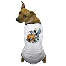 Trick or Beetle Dog T-Shirt