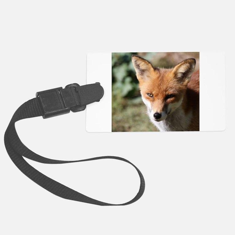 Fox001 Luggage Tag