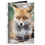 Fox Journals & Spiral Notebooks
