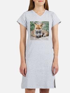Fox002 Women's Nightshirt
