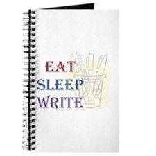 Eat Sleep Write Journal