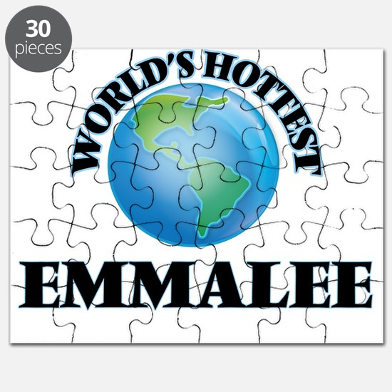 World's Hottest Emmalee Puzzle