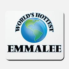 World's Hottest Emmalee Mousepad