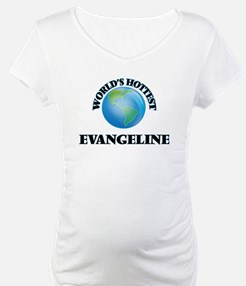 World's Hottest Evangeline Shirt