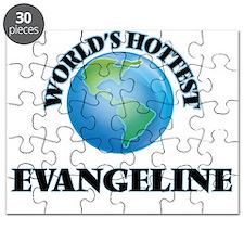 World's Hottest Evangeline Puzzle