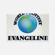 World's Hottest Evangeline Magnets