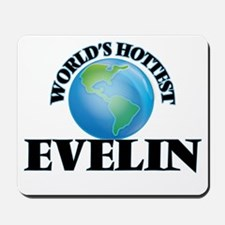 World's Hottest Evelin Mousepad
