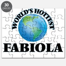 World's Hottest Fabiola Puzzle