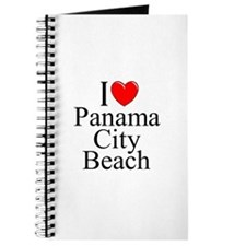 """I Love Panama City Beach"" Journal"