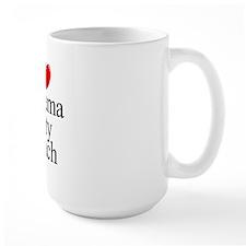 """""""I Love Panama City Beach"""" Mug"""