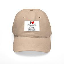 """I Love Panama City Beach"" Baseball Cap"