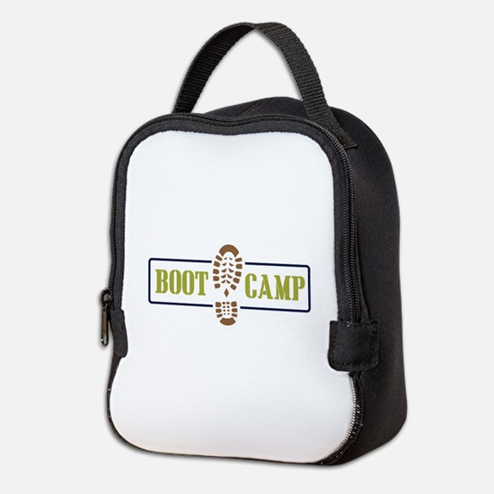 Boot Camp Neoprene Lunch Bag