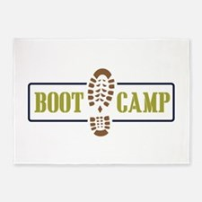 Boot Camp 5'x7'Area Rug
