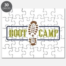 Boot Camp Puzzle
