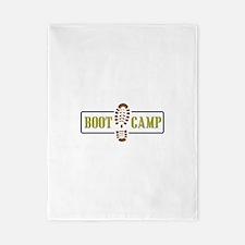 Boot Camp Twin Duvet